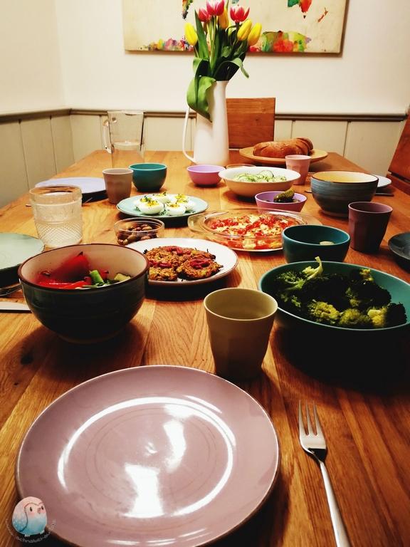 gesunder Tisch Schnabel-auf.de