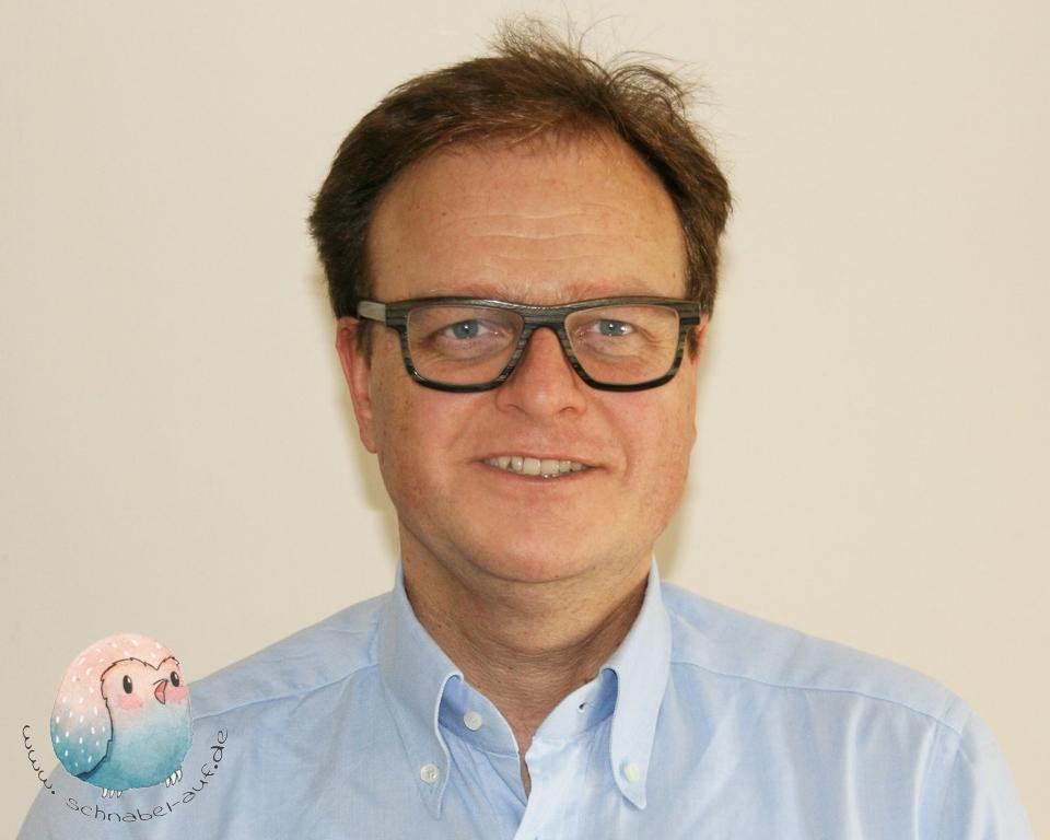 Dr. Hary Hüther schnabel-auf