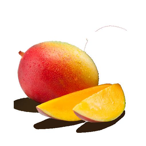 Mango Schnabel auf