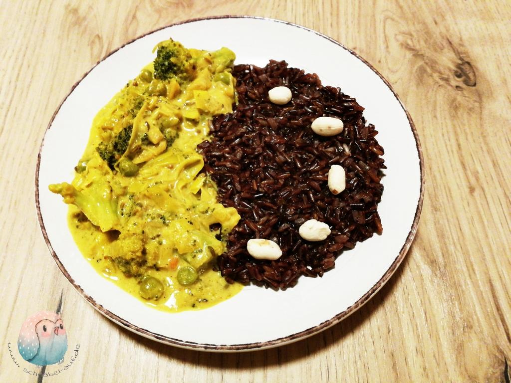 Brokkoli Curry schnabel-auf