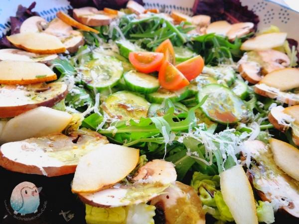 Salat zu Ostern schnabel-auf.de