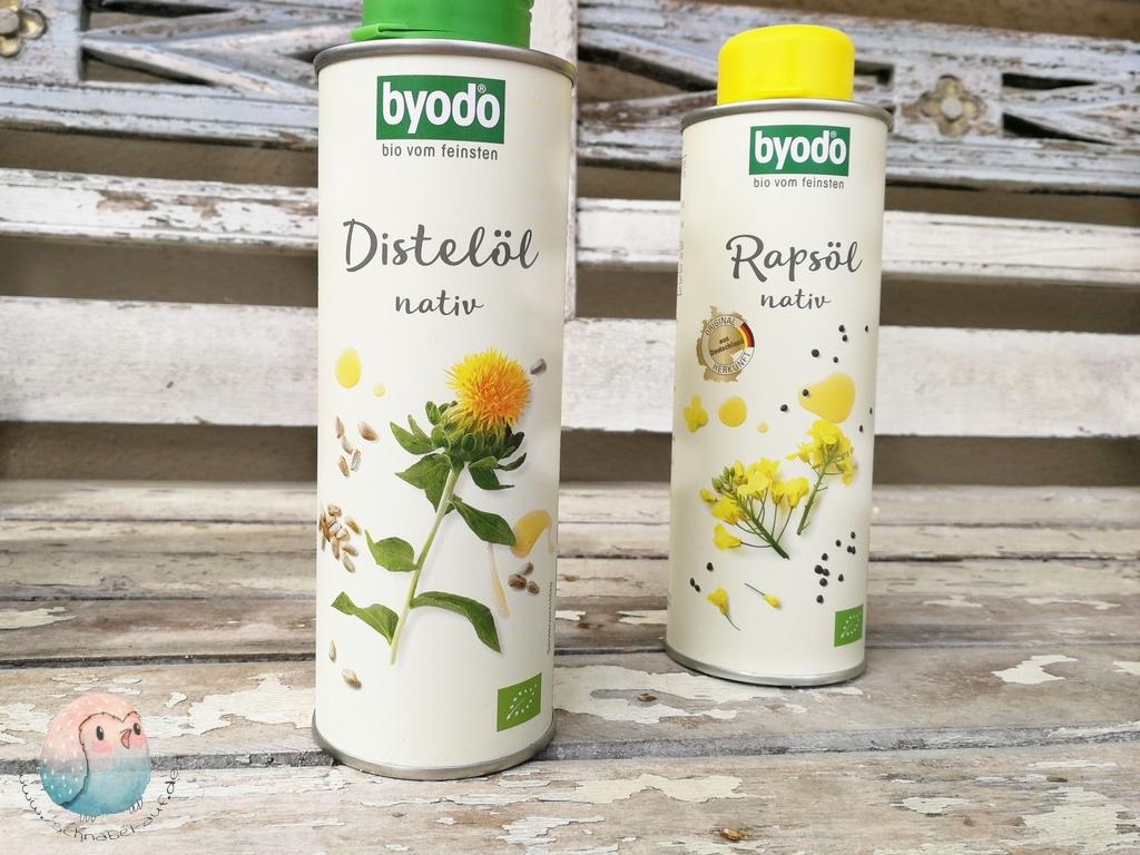 Distelöl Rapsöl Byodo schnabel-auf.de (Kopie)