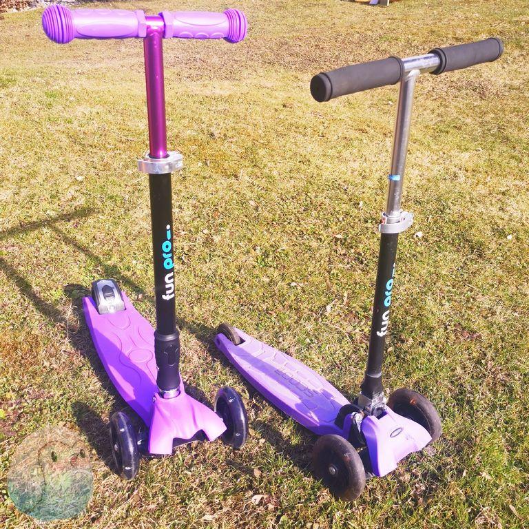 fun pro two Roller Schnabel-auf.de