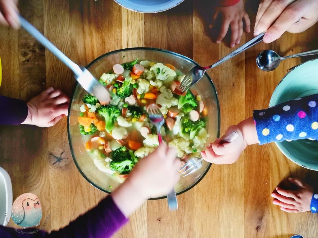 Rezepte für Kinder schnabel-auf.de