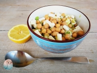Kichererbsen-Avocado-Salat schnabel-auf.de