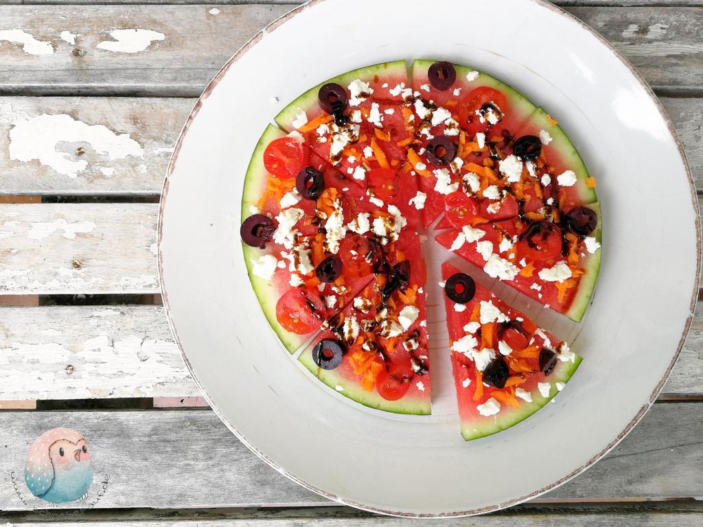Wassermelonen-Pizza schnabel-auf.de
