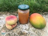 Pfirsich Mango Marmelade schnabel-auf.de