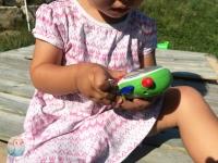 Kind Handy Telefon schnabel-auf