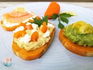 Süßkartoffel als Brot schnabel-auf.de