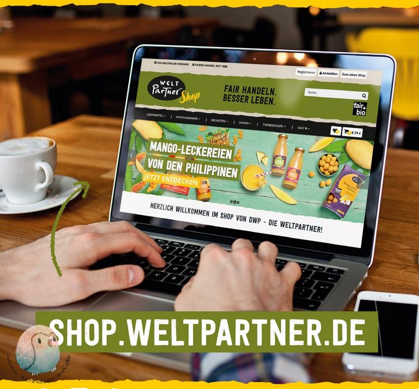 weltpartner Shop-Empfehlung schnabel-auf.de