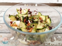 Zucchini-Salat schnabel-auf.de