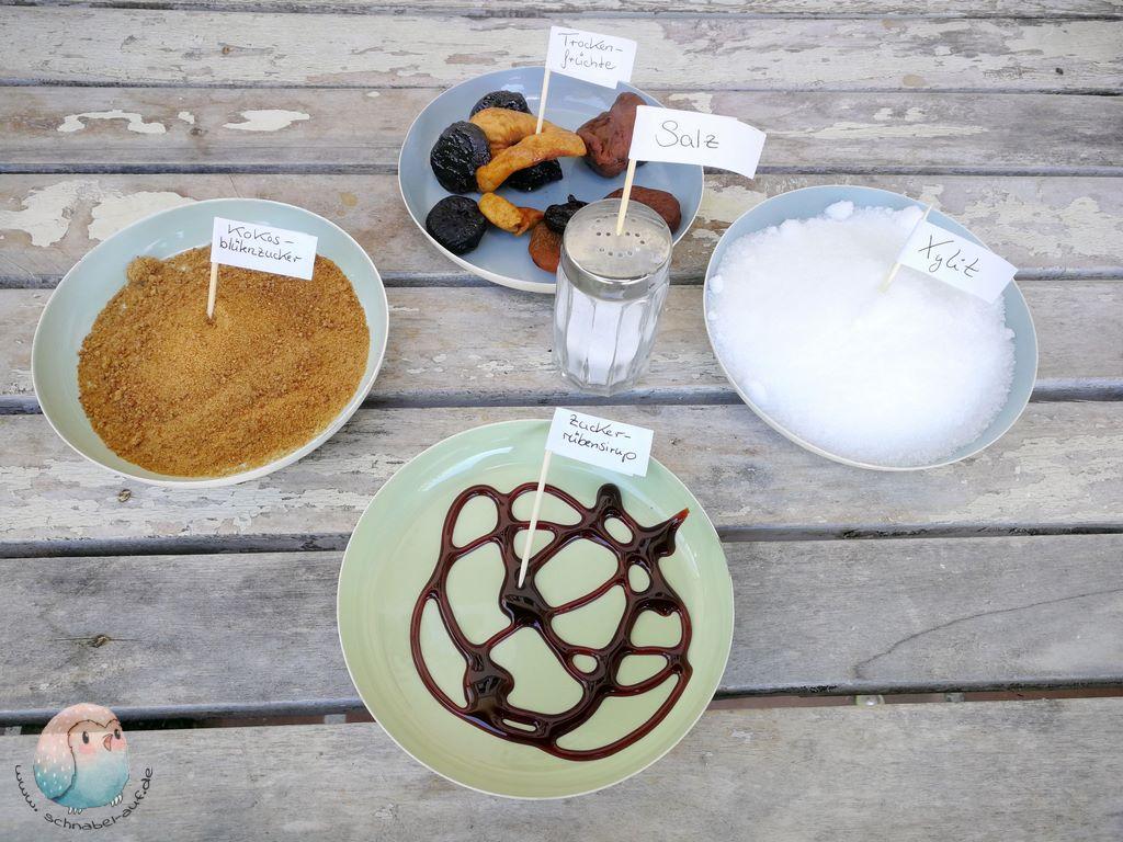 Zucker Kinder Zuckeralternativen schnabel-auf.de
