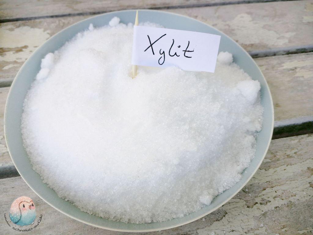 Zuckeralternativen schnabel-auf.de Xylit