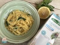 allos one pot pasta zitrone basilikum