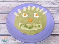 grüne Pfannkuchen schnabel-auf.de
