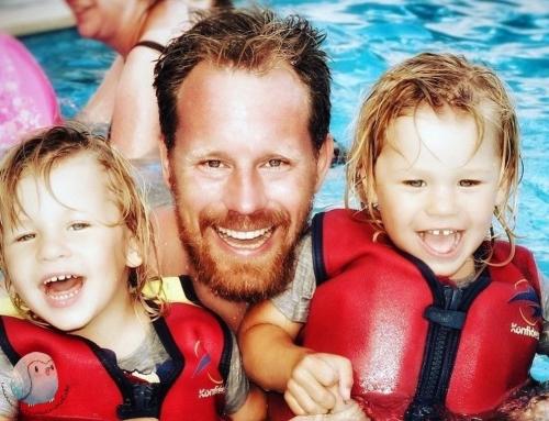 Klas Bömecke lebt den Vater-Vater-Kind-Kind-Traum