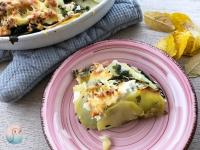 Spinat Ricotta Kartoffelauflauf (2)