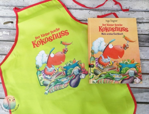 Der kleine Drache Kokosnuss – Mein erstes Kochbuch