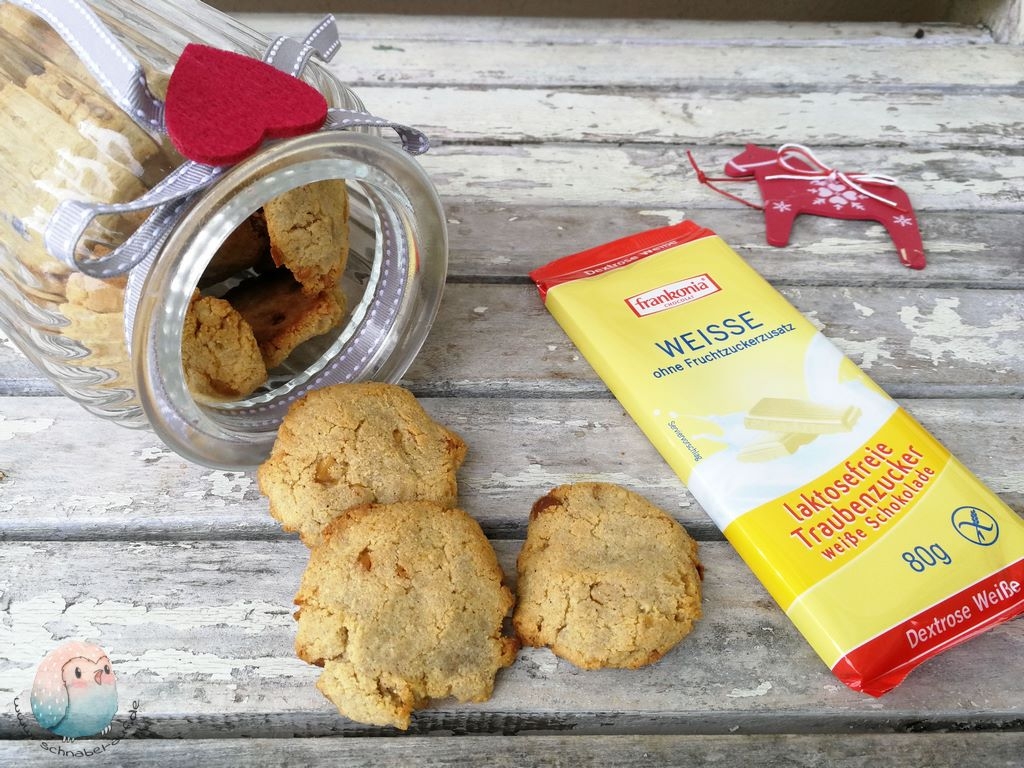 Kokos-Cookies mit Frankonia schnabel-auf.de