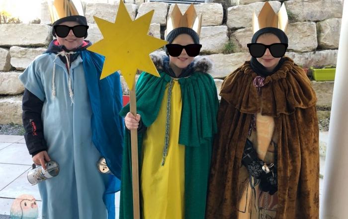 Die heiligen drei Könige weihrauch mhyrre