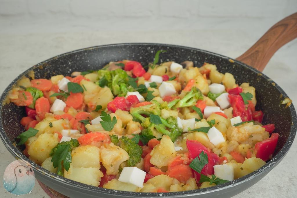 Kartoffelpfanne schnabel-auf.de