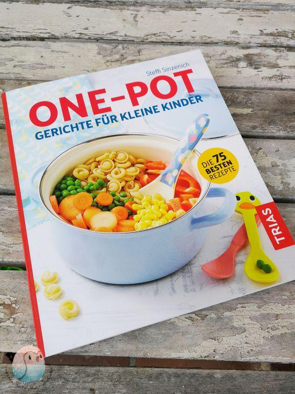 Rezension One Pot Gerichte Für Kleine Kinder Bei Schnabel Aufde