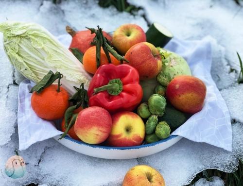 Wie viele Vitamine brauche ich im Winter? – Teil 2