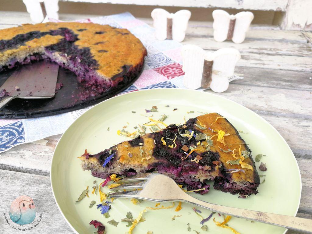 Beerenkuchen ohne Zucker schnabel-auf.de 2