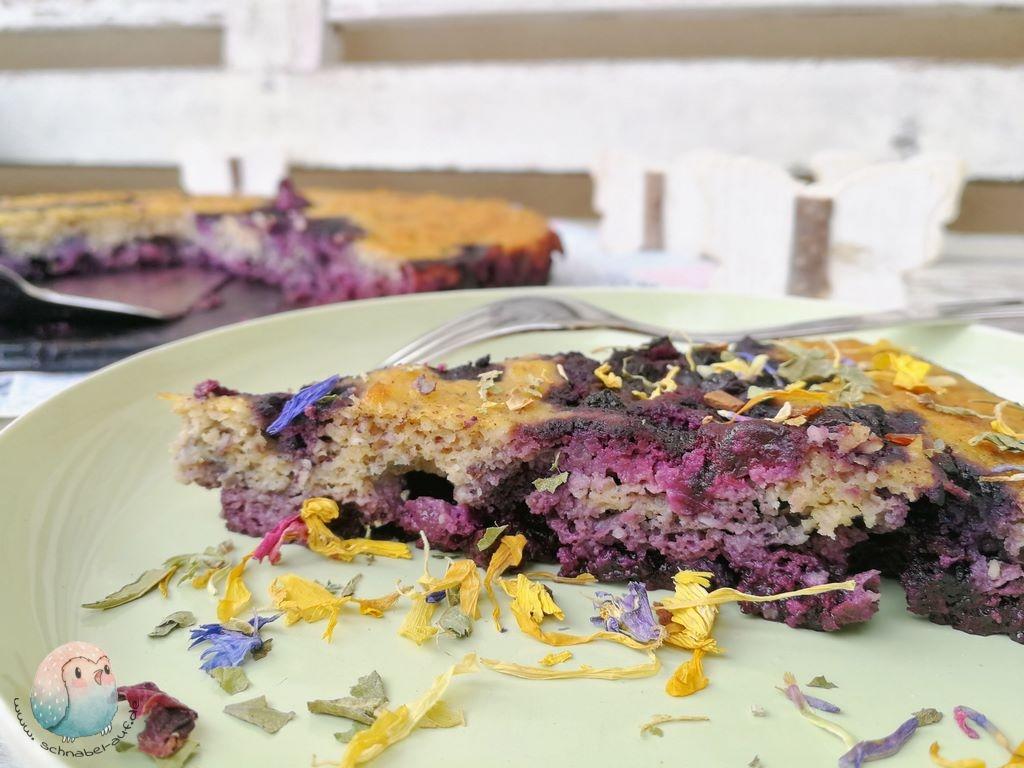 Beerenkuchen ohne Zucker schnabel-auf.de