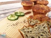 Käsemuffins mit Quark schnabel-auf.de