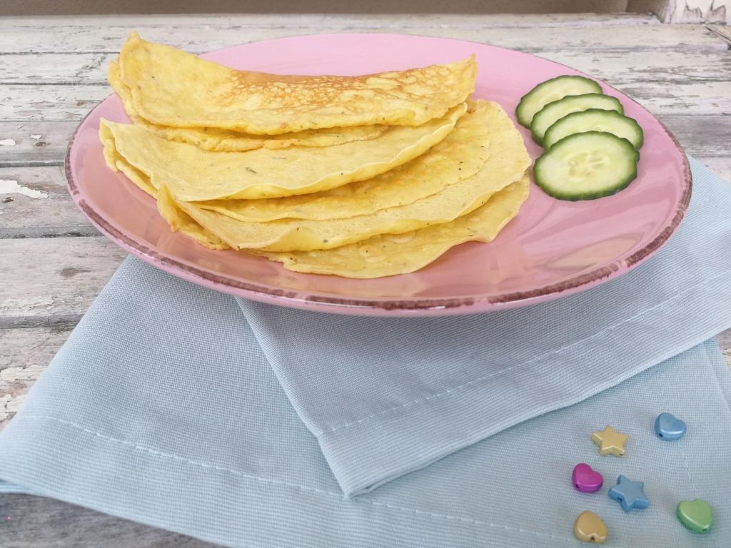 Pfannkuchen aus Kichererbsenmehl schnabel-auf.de