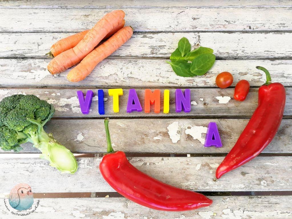 Vitamin A schnabel-auf.de