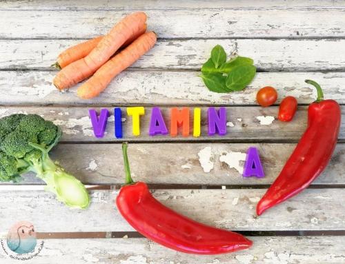 Vitamin B6 für Kinder