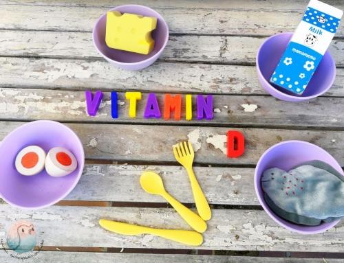Vitamin D für Kinder?