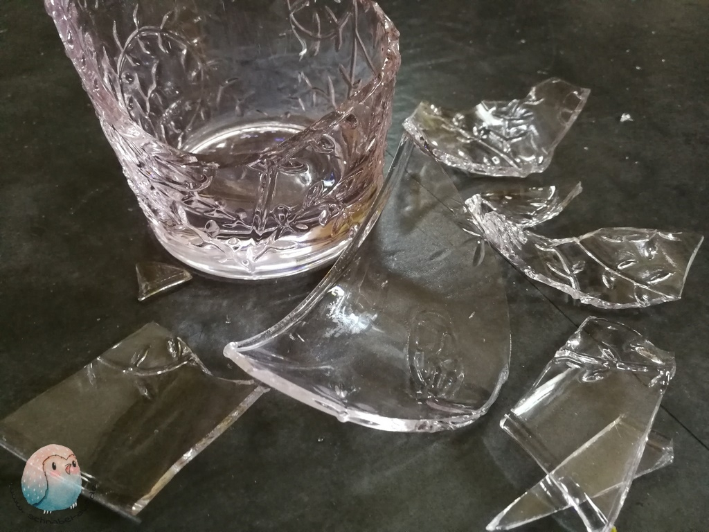 Glas statt Plastik