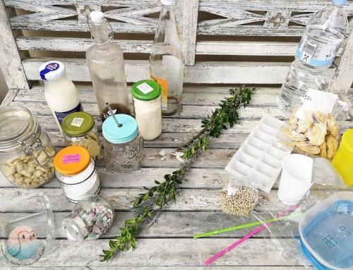 Glas statt Plastik – 4 Tipps für den Alltag