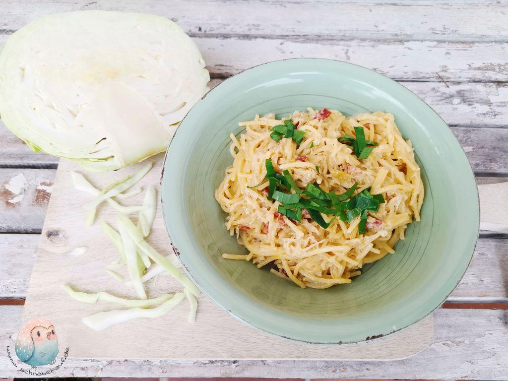 Sauerkraut-Nudeln schnabel-auf.de 2