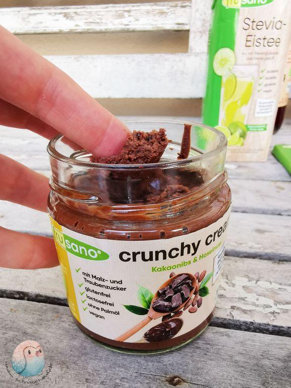 Außerdem sind fast 80% aller Produkte auch nch glutenfrei, also 2 Fliegen mit einer Klappe geschlagen.