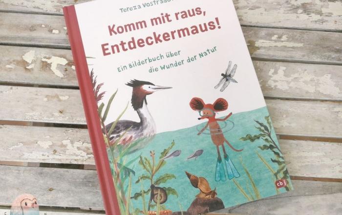 Rezension Komm mit raus, Entdeckermaus! schnabel-auf.de