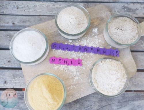 Glutenfreie Mehle – unsere Top 5