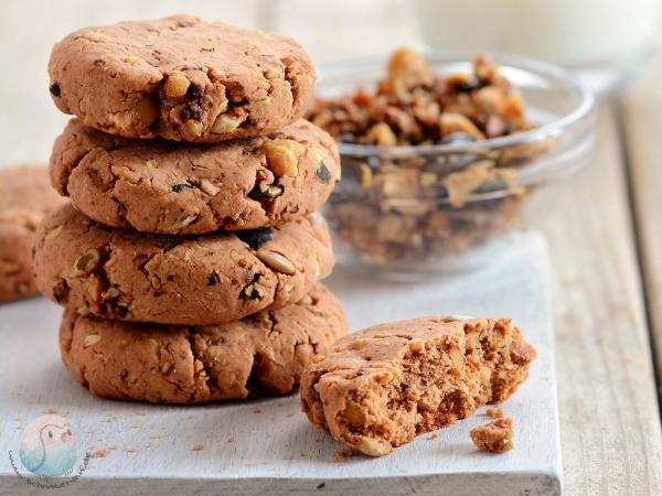 Granola Cookies schnabel-auf.de