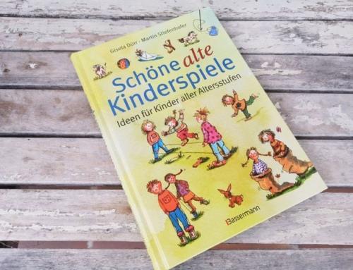 Schöne alte Kinderspiele – eine Buchempfehlung