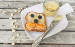 Erdnussbutter selber machen Schnabel-auf.de