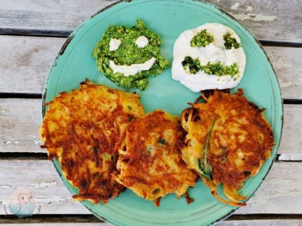 Kartoffelpuffer ohne Mehl schnabel-auf.de