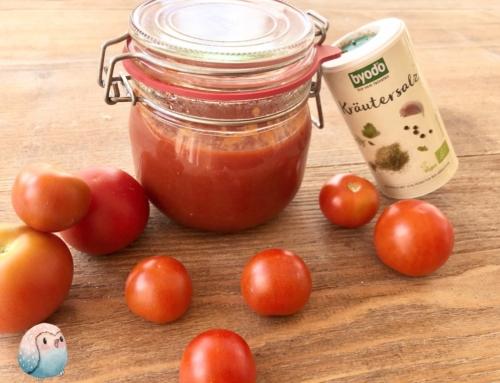Tomaten einkochen – wie zu Omas Zeiten