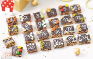 Adventskalender backen