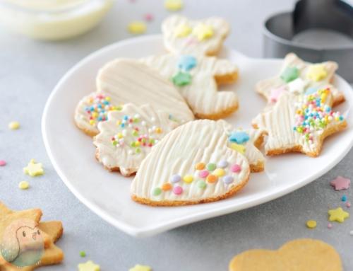 glutenfreie Plätzchen backen mit Kindern