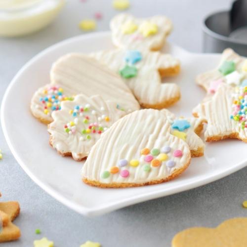 glutenfreie Plätzchen für Kinder