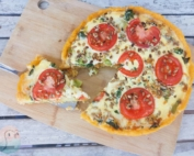 Polenta Quiche mit Gemüse schnabel-auf.de
