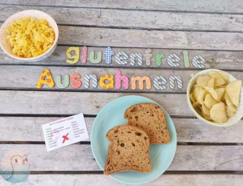 Glutenfreie Produkte – was sind Ausnahmen?